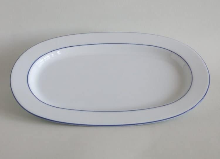 Beilgschale 25 cm Opty Blaurand
