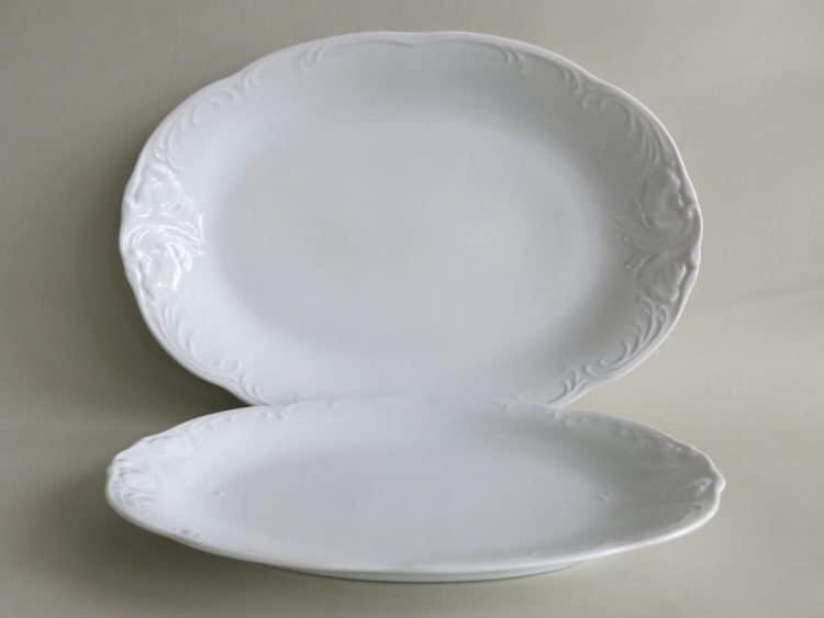 Weiße Fleischplatten Friederike 25