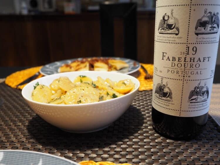 Schüssel Ole 17 cm Kartoffelsalat und Rotwein Fabelhaft