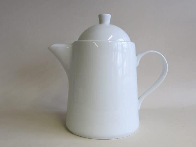 Moderne, konische Porzellan Teekanne Opty 1,2l