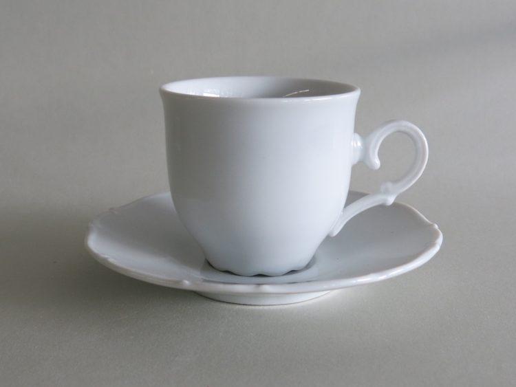 Kaffeetasse Ofelie mit Unterteller