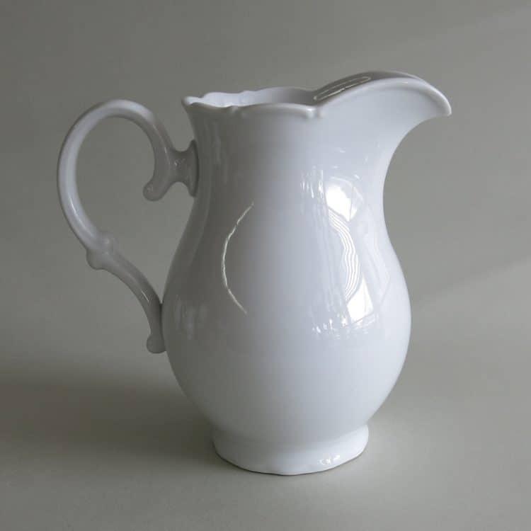Porzellan Krug Ofelie 1 Liter Inhalt