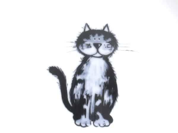 Motiv Katze Lilli
