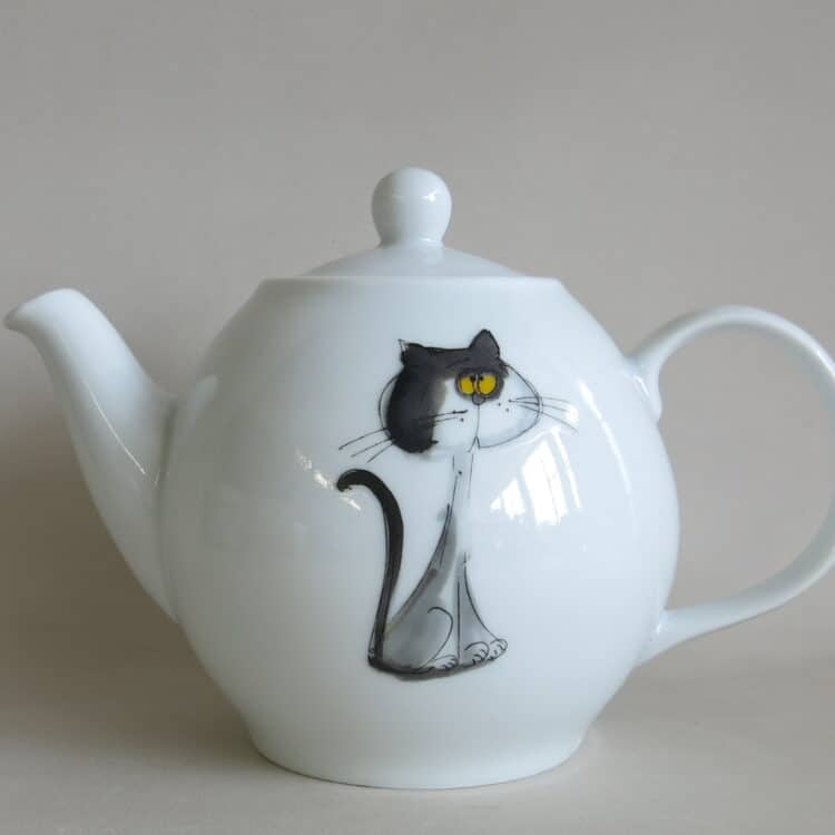Teekannen
