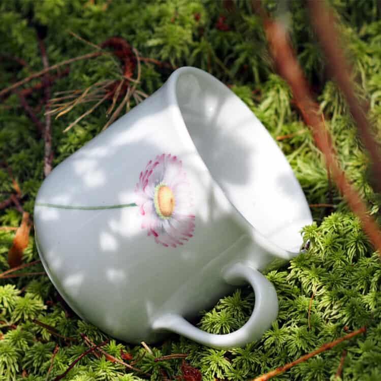 Kinderbecher Kid 230 ml mit Gänseblümchen