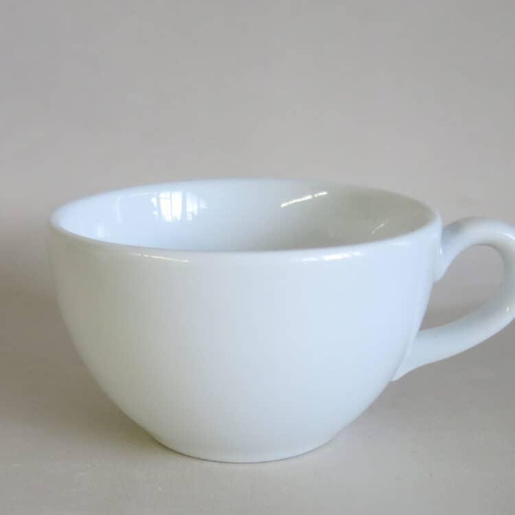 Milchkaffeetasse Gastronomieporzellan
