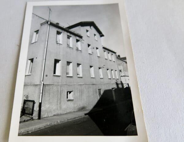 Haus von Friedrich Petschky am Hammerweg Arzberg