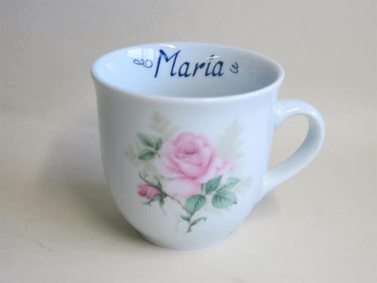 Namenstasse Mirek Rose Claremond Name innen