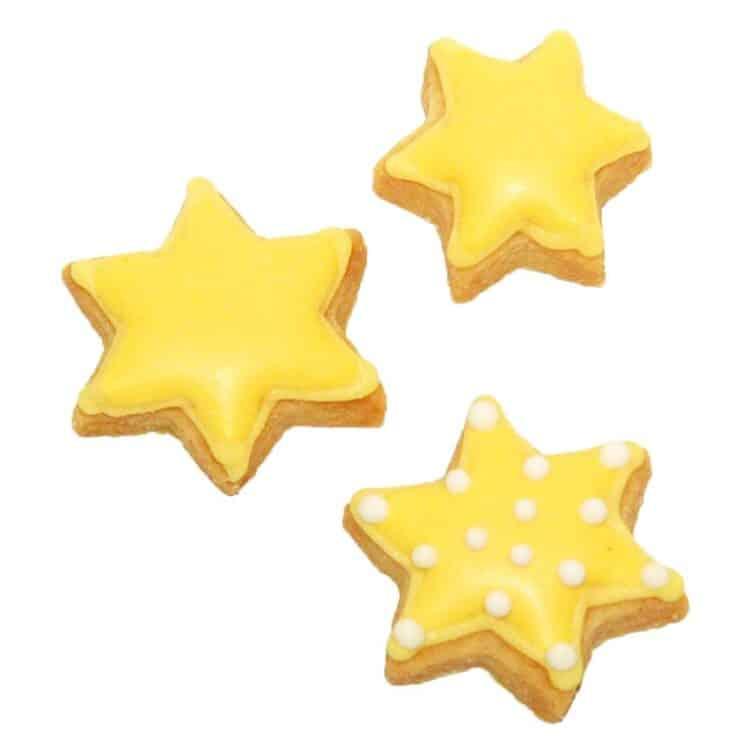 Kreise, Herzen, Sterne Ausstecher