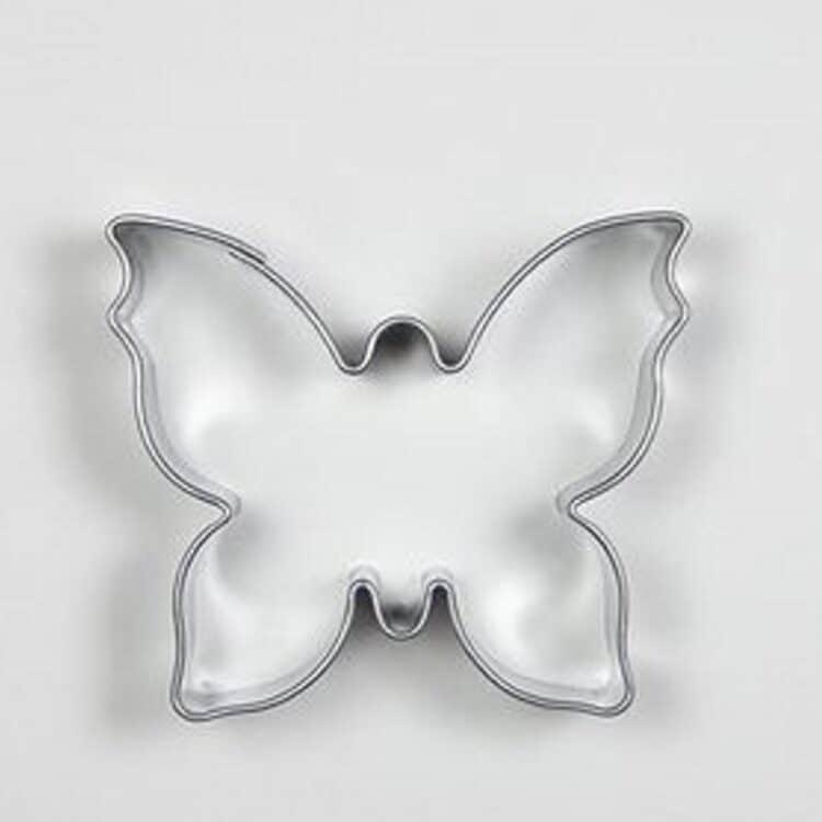 Schmetterling Keksausstecher aus Edelstahl von Sonix